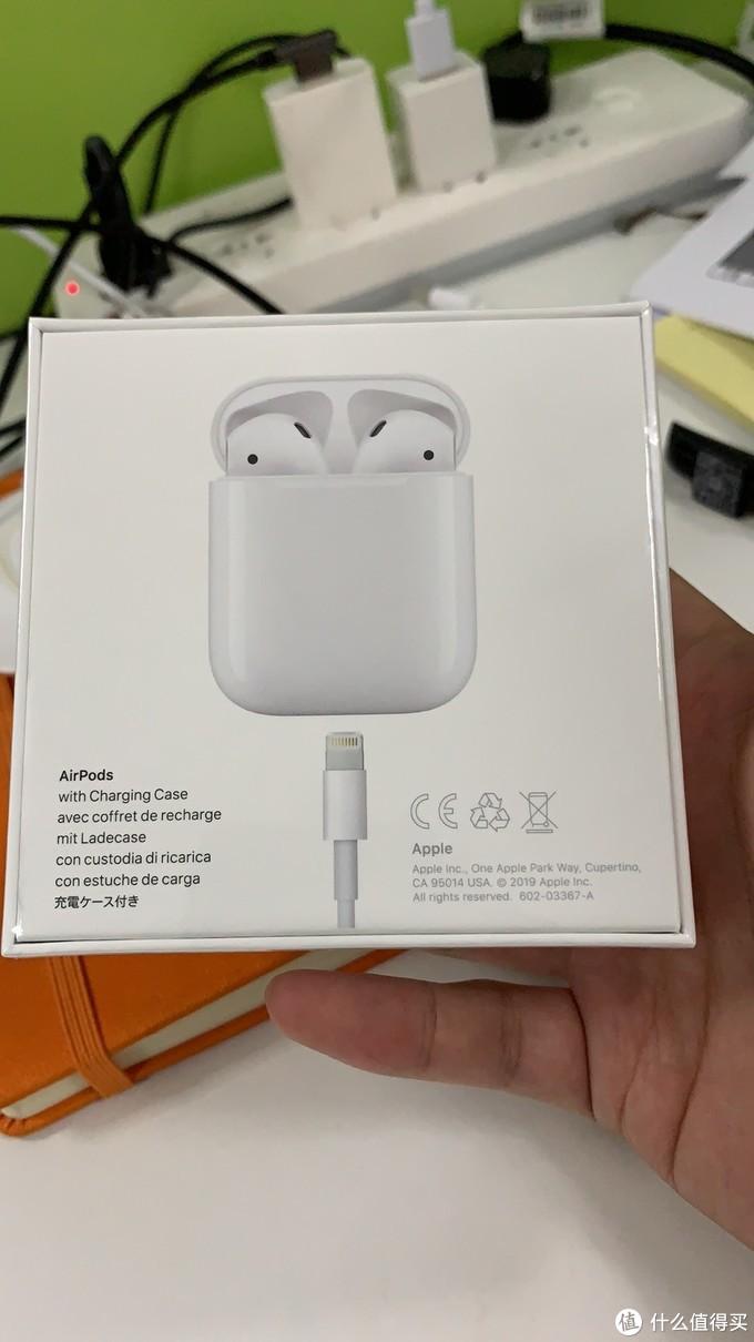 耳机盒子看不出什么问题,和我之前买的那个感觉差不多