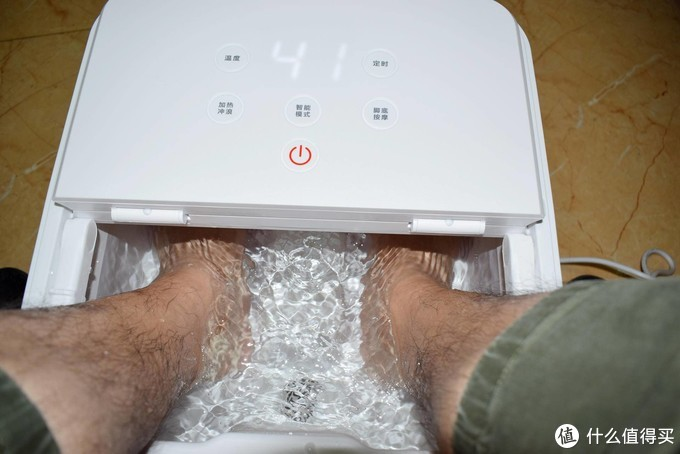 常规的足疗项目不倦怠,HITH智能足浴按摩器X2