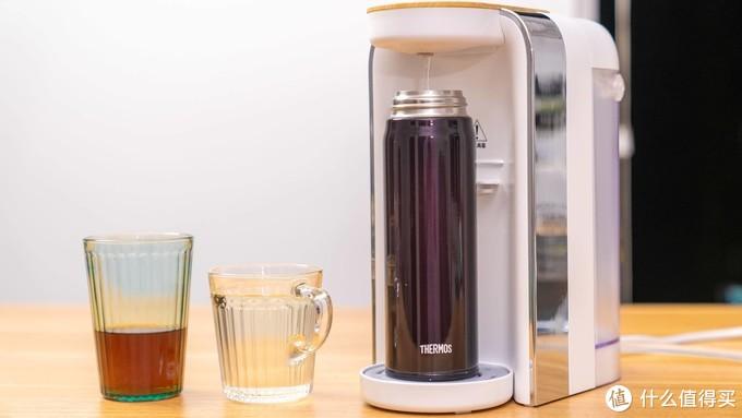 自在泡茶好生活,鸣盏即热茶饮机你用过吗?