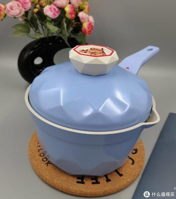 是早餐锅亦是晚安锅,帝伯朗高颜值多功能早餐锅搞定打工人的一日三餐
