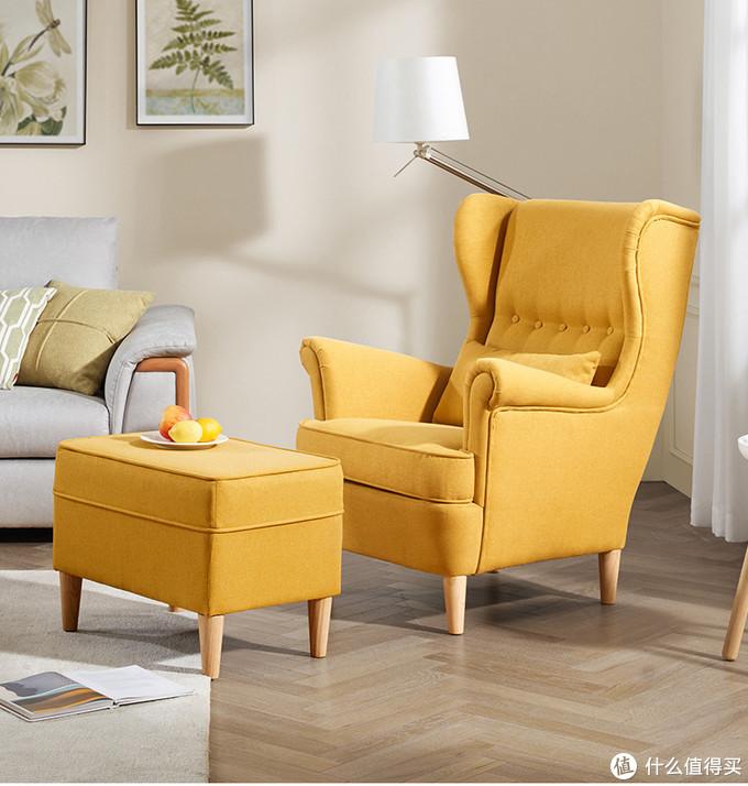 尾款人的最后一点私房钱,必须留着买一张属于自己的单人沙发