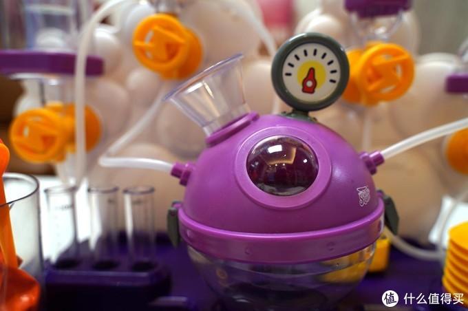 陪娃的欢乐时光,科学罐头泡泡科学实验玩具