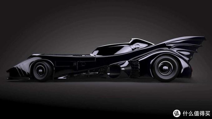 经典重现:1989电影版蝙蝠车(LEGO76139)