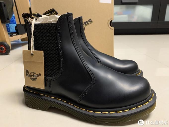 领导购物节首单:Dr Martens切尔西靴