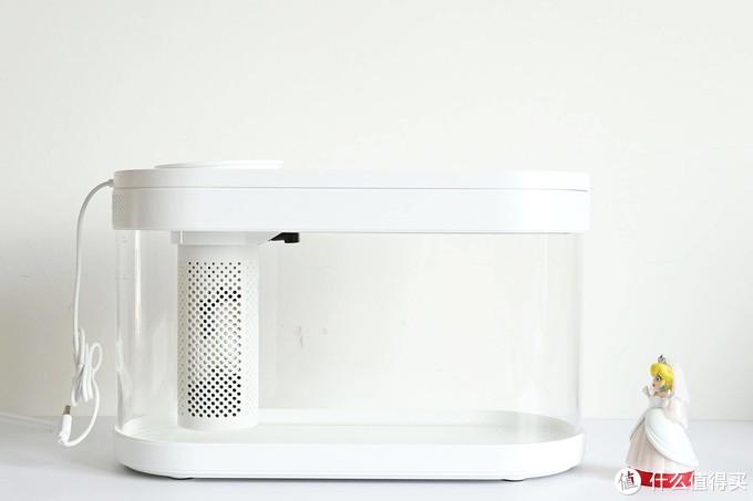 子非鱼,焉知鱼之乐?画法几何两栖生态鱼缸