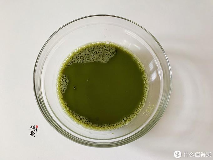 冬日饮品抹茶撞奶,简单好做,清爽低脂,比奶茶还好喝!