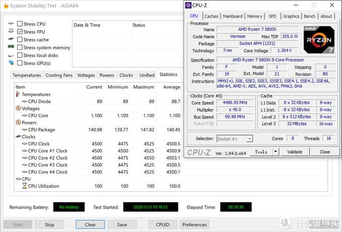 AMD ZEN3强势来袭,5800X+ROG C8DH+RTX3080打造一台全能型高端主机