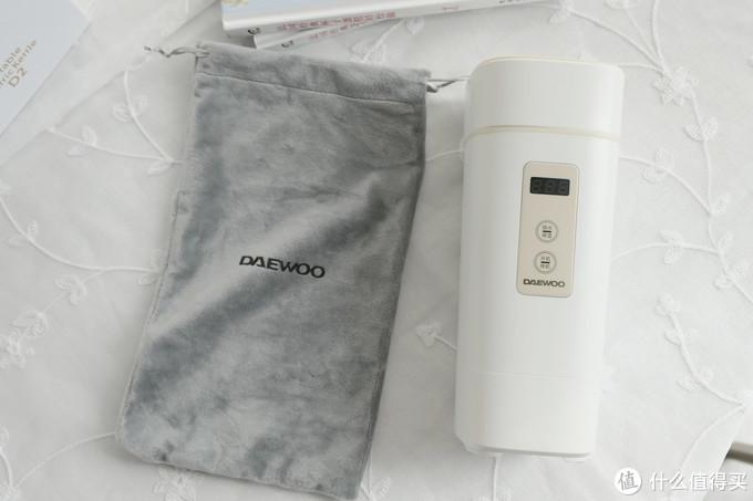 """实现""""多喝热水""""自由,只需要大宇Daewoo便携旅行烧水壶就够了"""