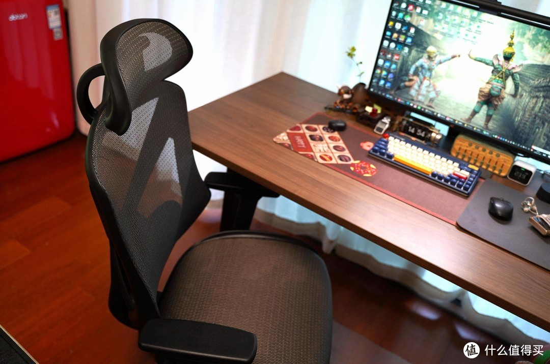 如何选择一把人体工学椅,UE永艺人体工学椅体验