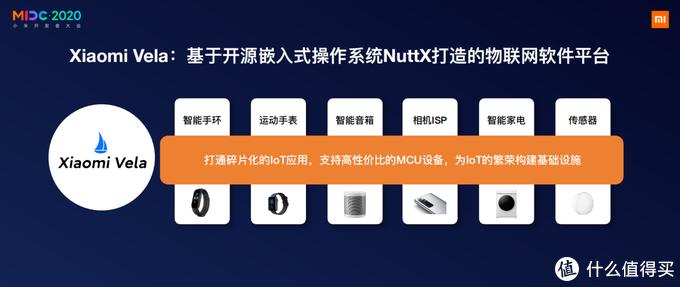推动AloT产业,小米发布Xiaomi Vela物联网软件平台