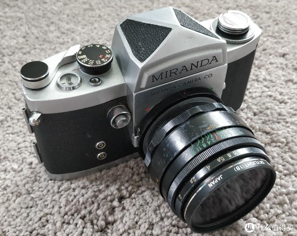 没有机身自带测光表,配合preset的镜头使用会比较方便