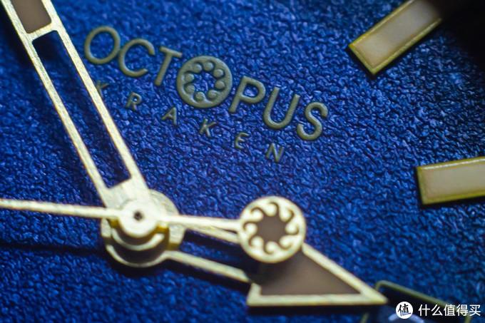 复古青铜表新选择:八爪鱼手表OCTOPUS