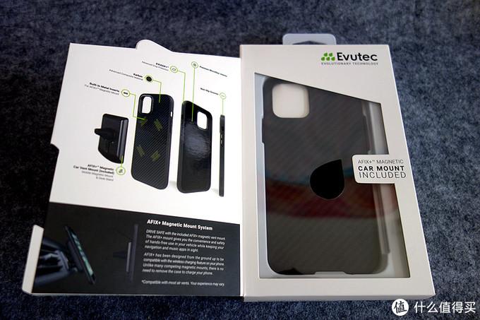 送椟买珠之Evutec苹果iPhone 12系列凯夫拉防摔手机壳