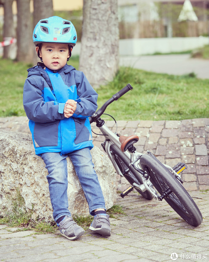 儿子的第一辆自行车,Early Rider Belt 16