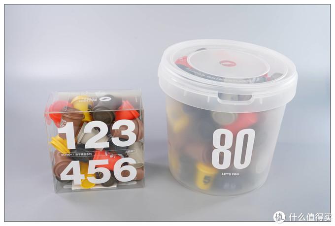 24颗装透明塑料盒也很好看