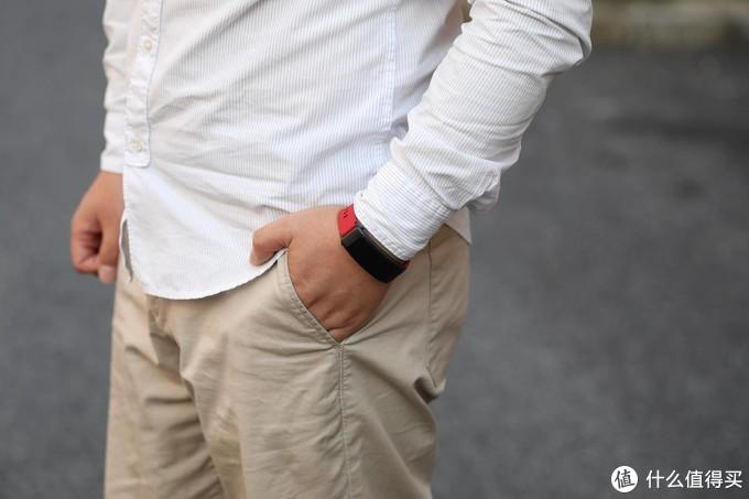 不一样的手环,一机两用,华为智能手环B6体验