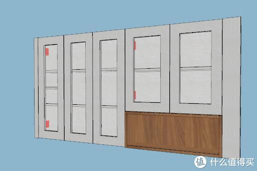 镜柜定制一定要有开有藏,所有东西都放在镜柜里没有开放格的话慢慢那些东西又会出现在台面上,变成台面的卫生死角