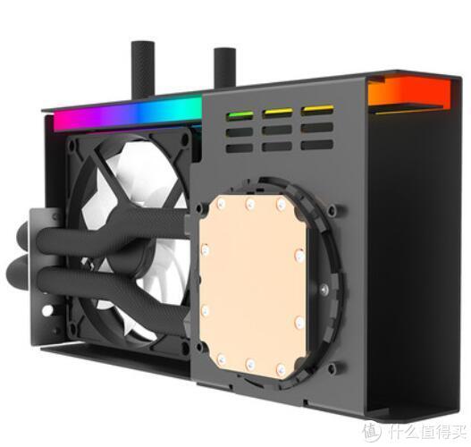 通吃几乎所有A/N卡:ID-COOLING推出IceFlow 240VGA显卡水冷散热器
