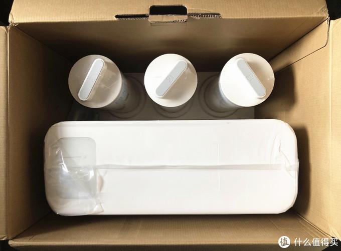 小身材超大杯、大通量制水快废水低,小米净水器H1000G的畅快体验