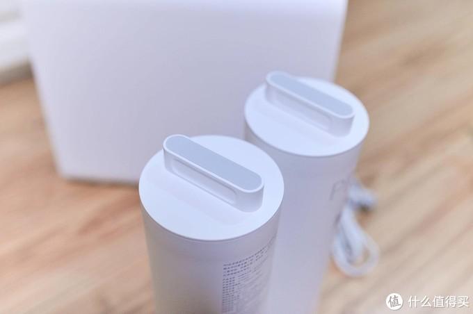 双出净水,使用更方便:小米净水器H400G使用体验