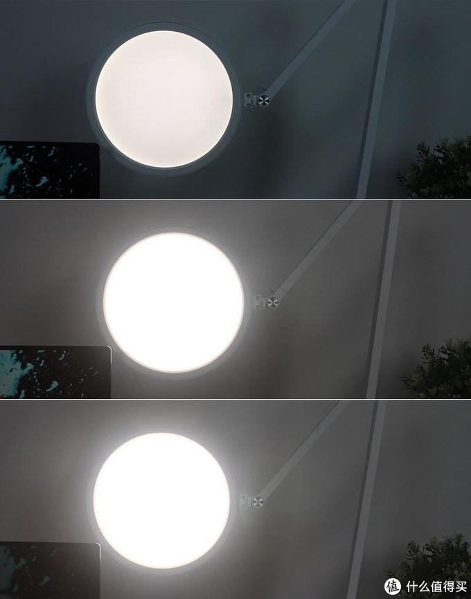 网易智造皓月LED护眼台灯体验:三段可调、10级亮度随心调,支持时间管理