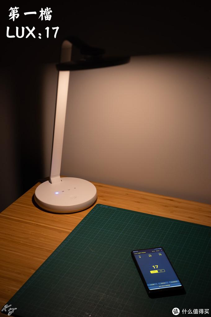 面积广、亮度均匀的飞利浦指南者台灯体验