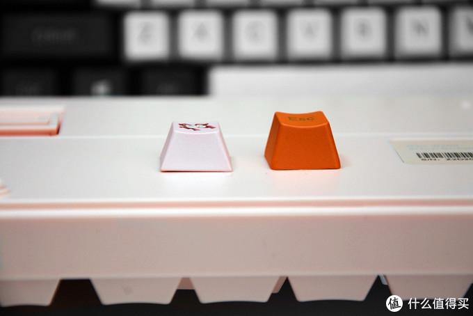 专为小姐姐定制,续航半年,ikbc白无垢樱花机械键盘开箱