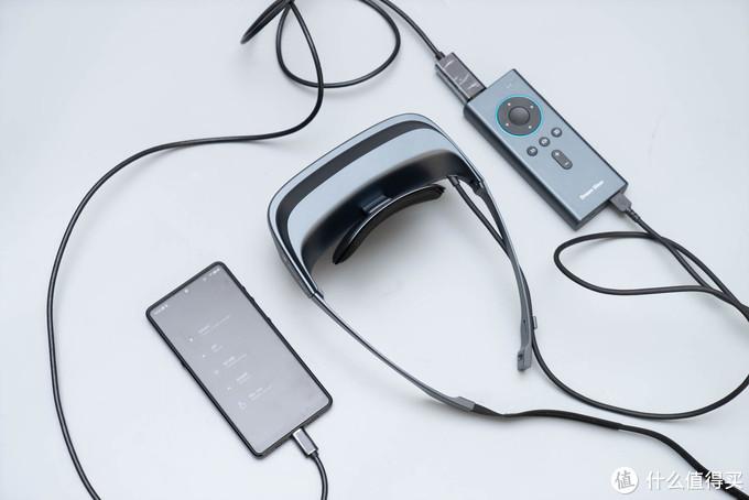 随身的200英寸影音巨屏——Dream Glass AR智能眼镜体验评测
