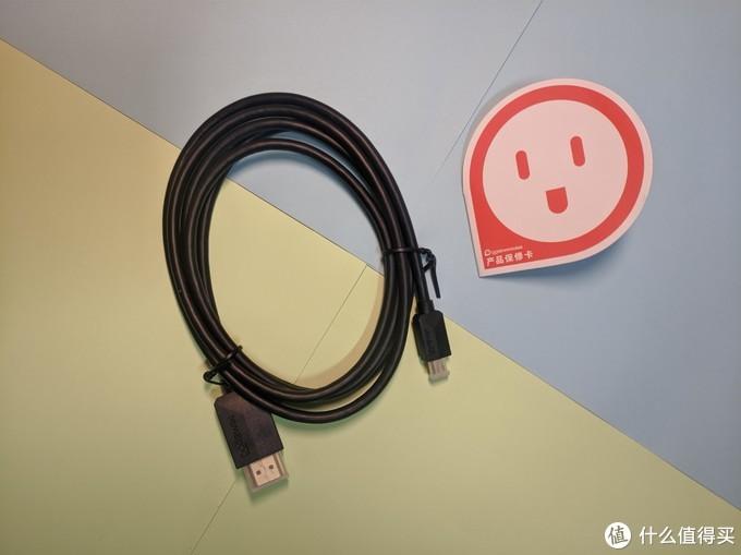 一根Micro HDMI线提升我的幸福感