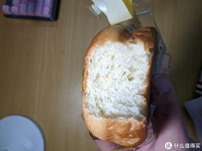 1分钱撸3.9元400g惠寻手撕面包开箱