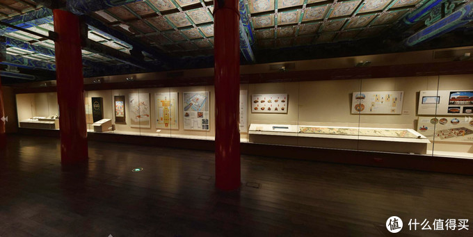 故宫博物院360°全景截图