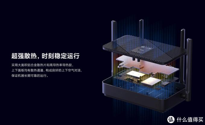 中国联通携手小米推出小米WiFi 6路由器CR6606