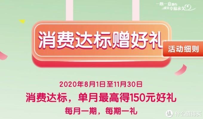 建设银行2020年11月福利