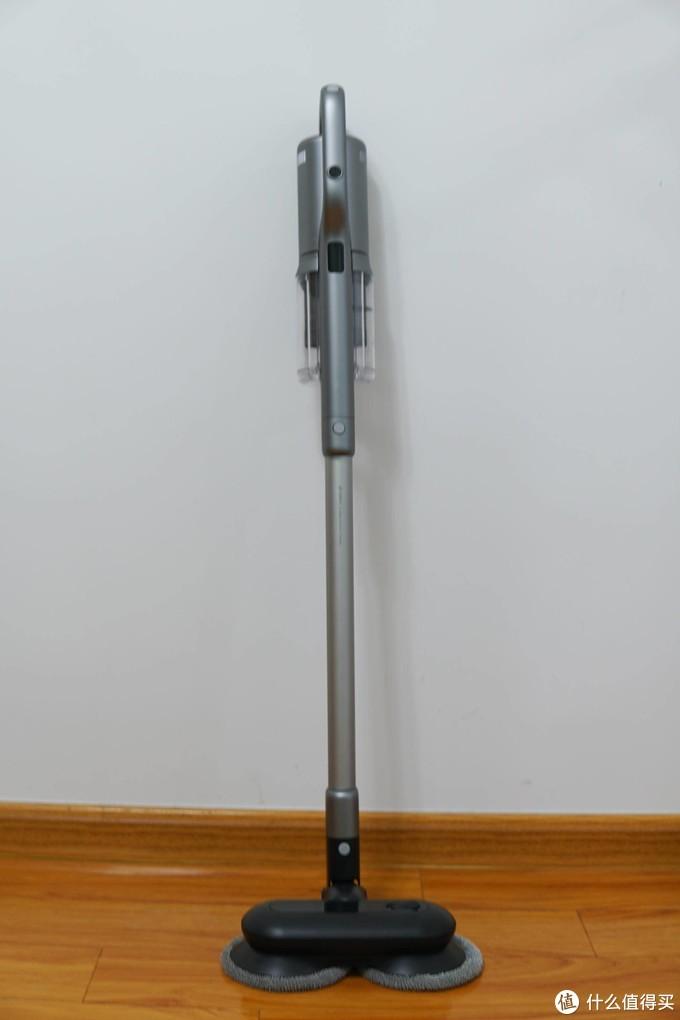 支持擦地的吸尘器,睿米NEX2 Plus吸尘器体验