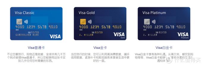 想成为顶级海淘大神+顶级旅行者,你一定得先有一张Visa卡