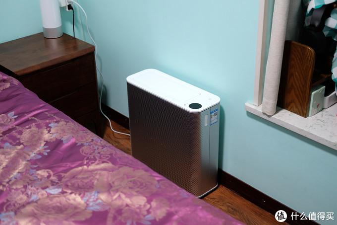 带有VOC检测,能更好的健康呼吸,米家空气净化器X