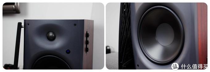 震撼8英寸低音单元,升级客厅影音体验,我入手了惠威新款D1500蓝牙音箱