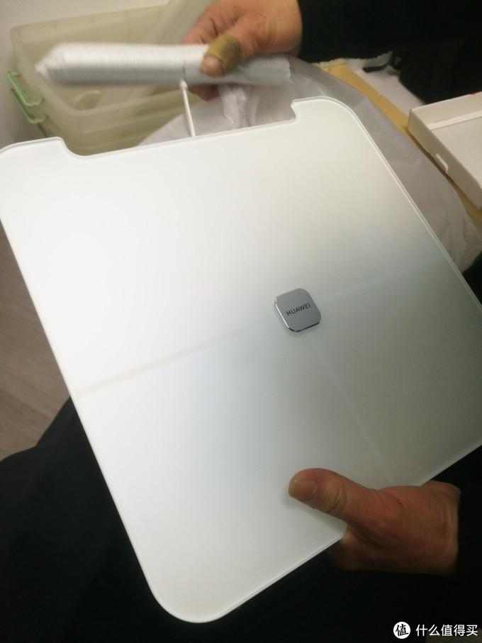 华为体脂称2 Pro开箱