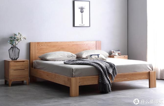 京东家具卧室改造计划——实木床的选购