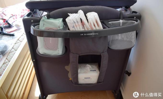 婴儿床也能随手带,贝影随行多功能折叠婴儿床