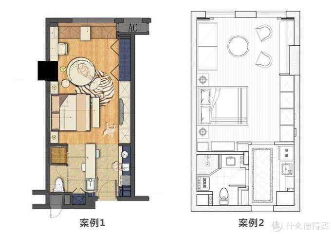 40㎡小公寓-看软装从无到有如何一步步搭配出经济温馨小窝~快跟老师学起来!