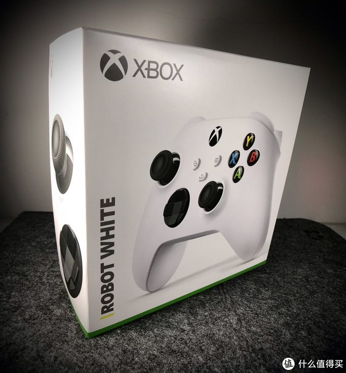 微软 Xbox Series S/X无线手柄 手感依旧