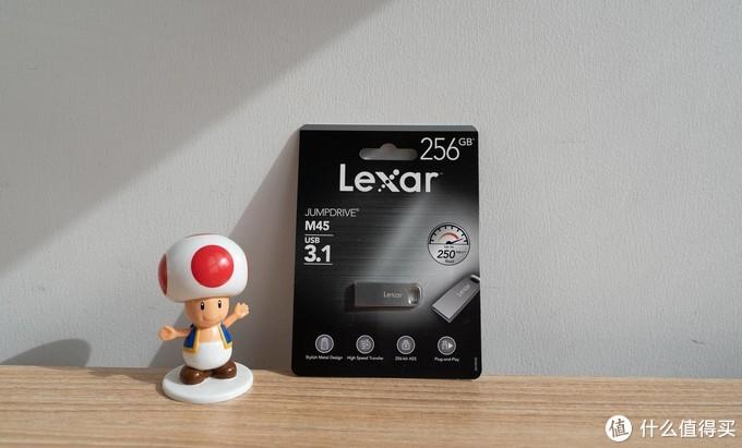 小巧精致+耐用坚固+数据保密——雷克沙M45 USB3.1接口 U盘