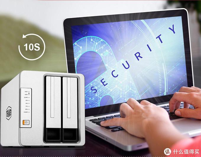 铁威马推出D2 Clone硬盘克隆机, 也可当USB硬盘盒使用