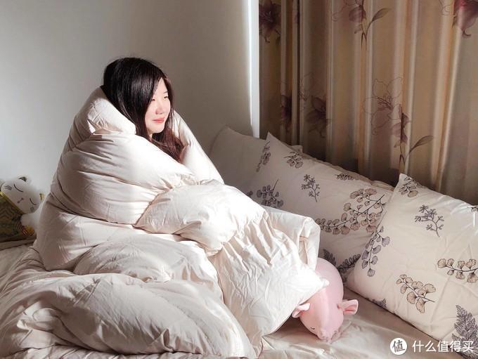 冬天,你还需要一款温暖如春的被子,每晚都如同住五星级酒店