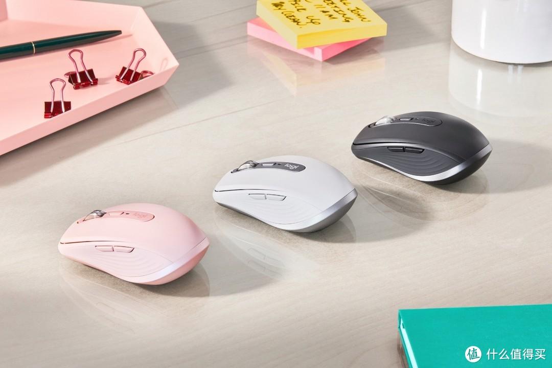 你会一直换办公鼠标,直到最终遇到它:罗技MX Anywhere 3
