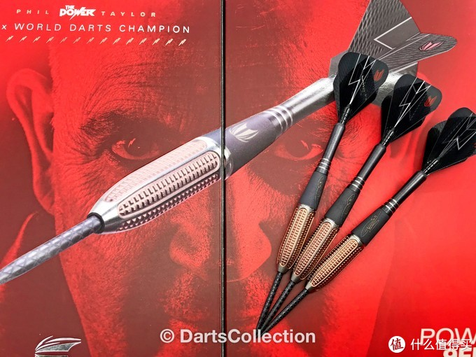 飞镖收藏第38期—Target Phil Taylor Power 9-Five Gen 5