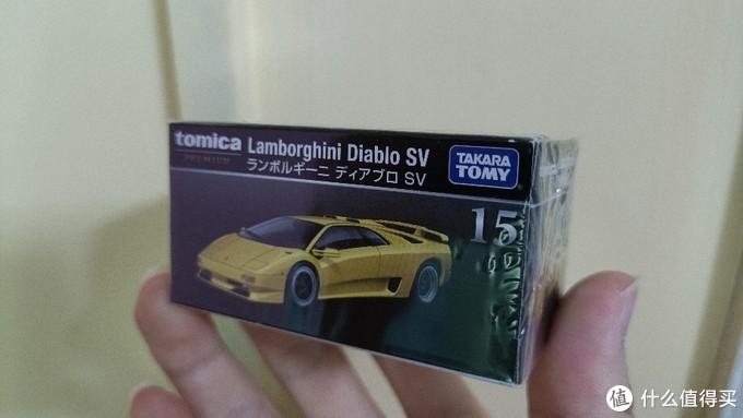 有被自己幼稚到:多美卡吉姆尼+兰博基尼车模,我的童年回来啦