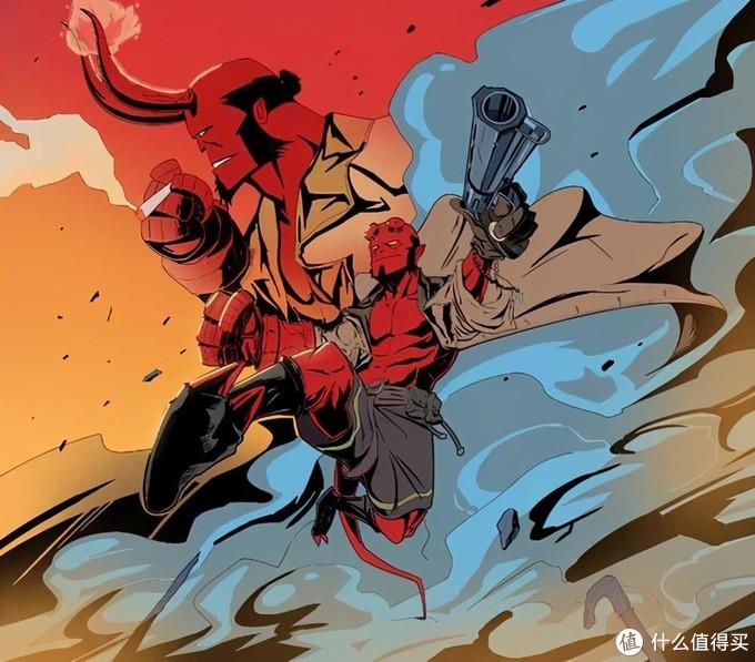"""再见了《地狱男爵》,""""恶魔在人间""""15年红黑事件簿"""
