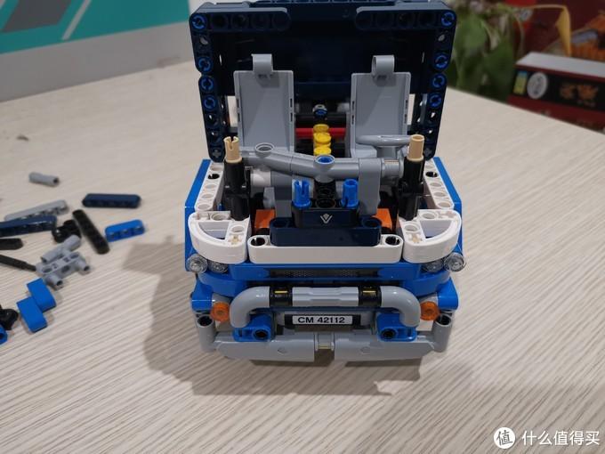 LEGO 机械组系列 42112搅拌车 评测